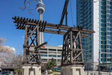 Memorial to Commemorate Chinese Railway Workers in Canada