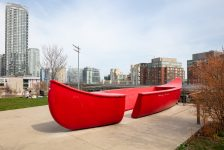 Tom Thomson's Canoe