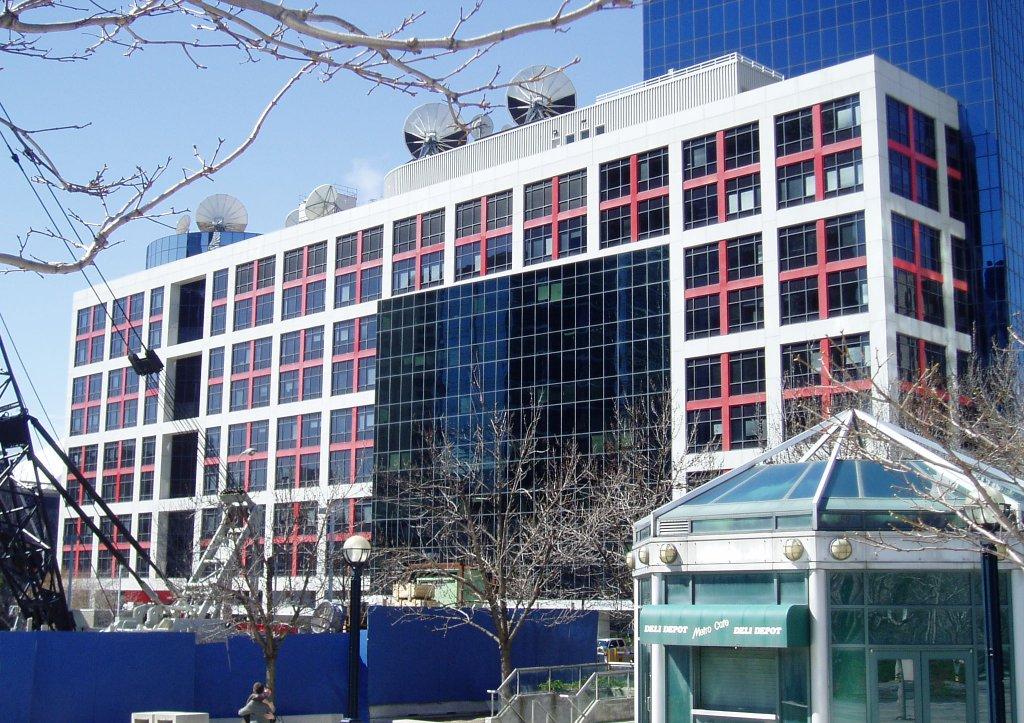 Canadian Broadcast Centre (CBC)